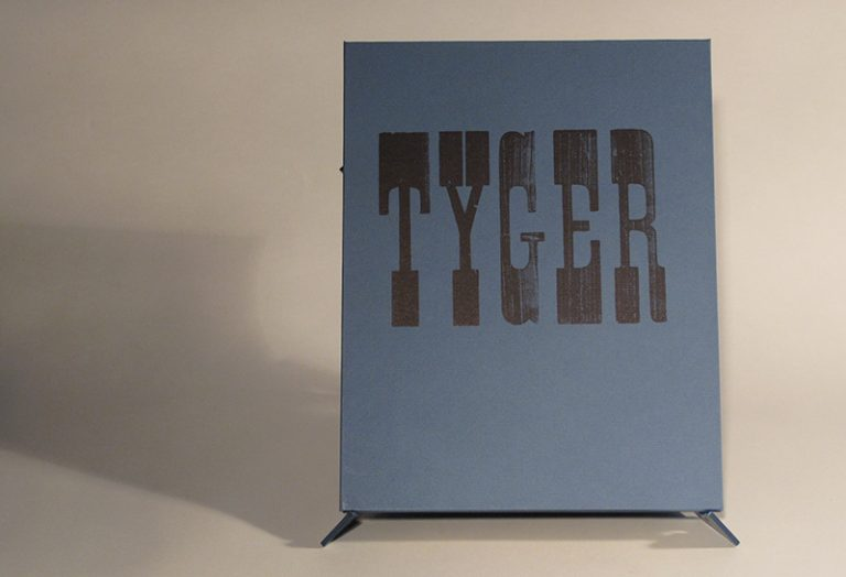 the tyger cover